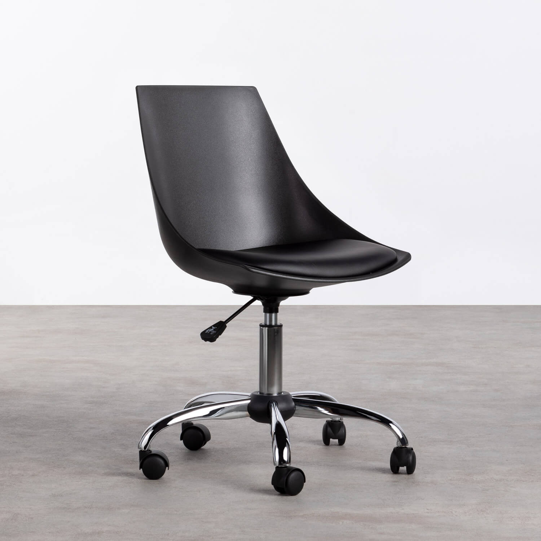 Verstellbarer Bürostuhl mit Rädern Stile, Galeriebild 1
