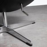 Sessel mit Armlehnen aus Kunstleder Citta, Miniaturansicht 7