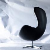 Sessel mit Armlehnen aus Kunstleder Citta, Miniaturansicht 2