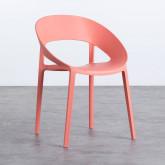 Outdoor Stuhl aus Polypropylen Lara, Miniaturansicht 1
