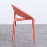 Outdoor Stuhl aus Polypropylen Lara, Miniaturansicht 3
