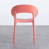 Outdoor Stuhl aus Polypropylen Lara, Miniaturansicht 4