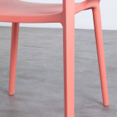 Outdoor Stuhl aus Polypropylen Lara, Miniaturansicht 6
