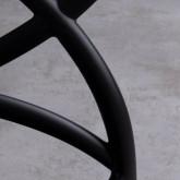 Outdoor Esszimmerstuhl aus Polypropylen Cielo, Miniaturansicht 6