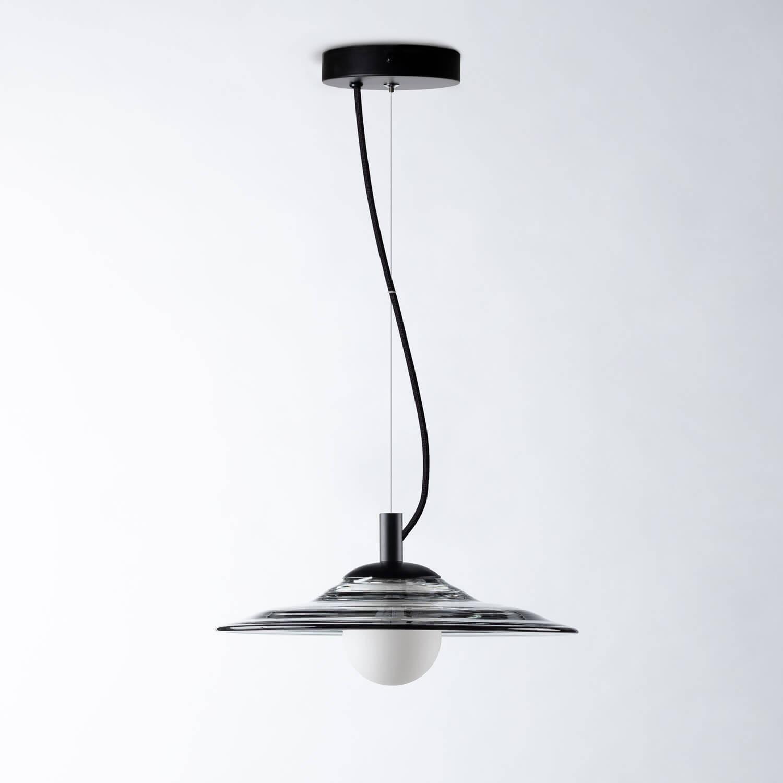 Lampe aus Glas Ditsu, Galeriebild 1