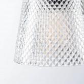 Deckenleuchte aus Glas Ader, Miniaturansicht 3