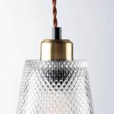 Deckenleuchte aus Glas Ader, Miniaturansicht 4