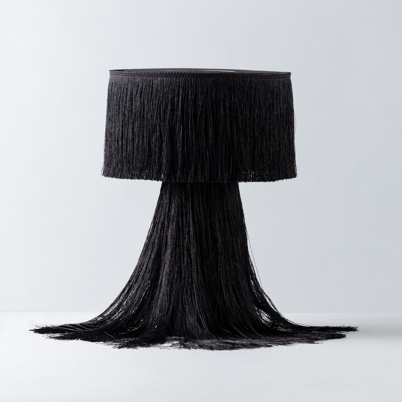 Tischlampe aus Polyester Kenia, Galeriebild 1
