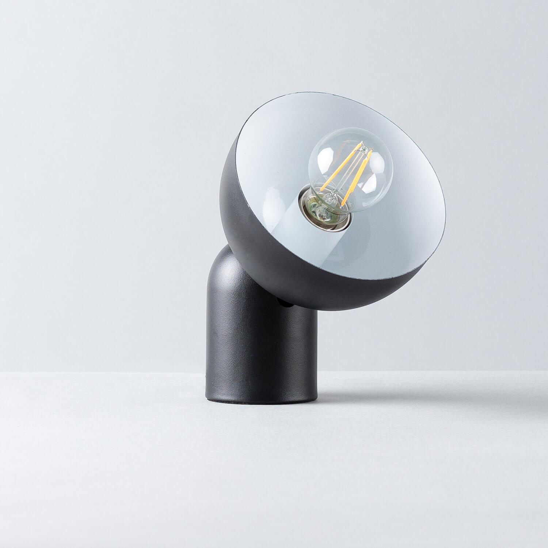 Tischlampe aus Stahl Sven, Galeriebild 1
