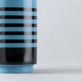 Vase aus Dolomit Eibel Blu, Miniaturansicht 4