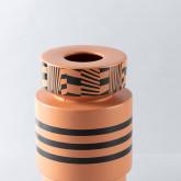Vase aus Dolomit Eibel Musta, Miniaturansicht 3