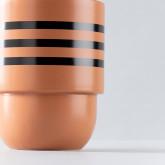 Vase aus Dolomit Eibel Musta, Miniaturansicht 5