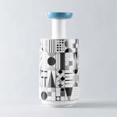 Vase aus Dolomit Eibol L, Miniaturansicht 1