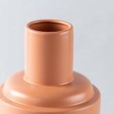 Vase aus Dolomit Yroco Musta, Miniaturansicht 3