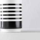 Vase aus Dolomit Eibel White, Miniaturansicht 5
