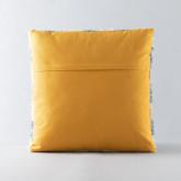 Quadratisches Kissen aus Baumwolle (50x50 cm) Mosac, Miniaturansicht 3
