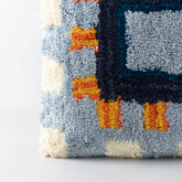 Quadratisches Kissen aus Baumwolle (50x50 cm) Mosac, Miniaturansicht 6