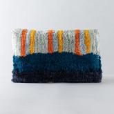 Rechteckiges Kissen aus Baumwolle (15x50 cm) Miter , Miniaturansicht 1