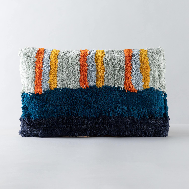 Rechteckiges Kissen aus Baumwolle (15x50 cm) Miter , Galeriebild 1