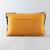 Rechteckiges Kissen aus Baumwolle (15x50 cm) Miter , Miniaturansicht 2