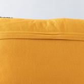 Rechteckiges Kissen aus Baumwolle (15x50 cm) Miter , Miniaturansicht 4