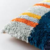 Rechteckiges Kissen aus Baumwolle (15x50 cm) Miter , Miniaturansicht 5