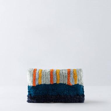 Rechteckiges Kissen aus Baumwolle (15x50 cm) Miter