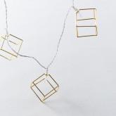 LED-Deko-Girlande Cubik, Miniaturansicht 4