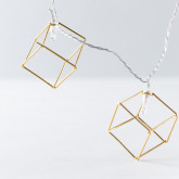 LED-Deko-Girlande Cubik, Miniaturansicht 5