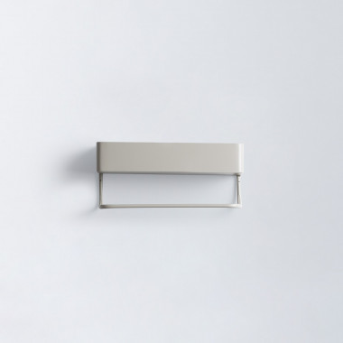 Wand-Garderobe Rechteckig aus Metall Ceto