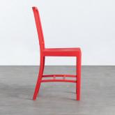 Outdoor-Stuhl aus Polypropylen Marin, Miniaturansicht 3