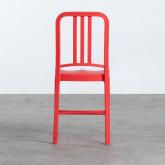 Outdoor-Stuhl aus Polypropylen Marin, Miniaturansicht 4