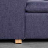 Sofa Chaiselongue (links) 3-Sitzer aus Stoff Korver, Miniaturansicht 5