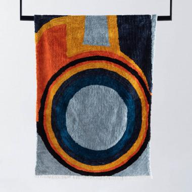 Handgefertigter Teppich Runi 230x160 cm