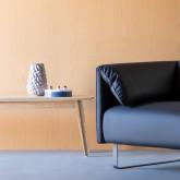 Rundes Schmuckkästchen mit Deckel aus Dolomit Dimer, Miniaturansicht 2