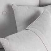 Sofa Chaiselongue rechts 3-Sitzer- aus Stoff Jhollis, Miniaturansicht 7