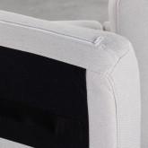 Sofa Chaiselongue rechts 3-Sitzer- aus Stoff Jhollis, Miniaturansicht 8