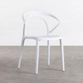 Outdoor Stuhl aus Polypropylen Erdy, Miniaturansicht 1