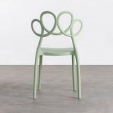 Outdoor Stuhl aus Polypropylen Eda, Miniaturansicht 4