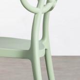 Outdoor Stuhl aus Polypropylen Eda, Miniaturansicht 5