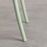 Outdoor Stuhl aus Polypropylen Eda, Miniaturansicht 6