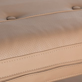 Sofa Chaiselongue Left 3-Sitzer- aus Kunstleder Abassi, Miniaturansicht 8