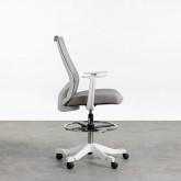 Ergonomischer und verstellbarer Bürostuhl Gaury, Miniaturansicht 4