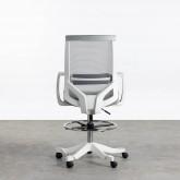 Ergonomischer und verstellbarer Bürostuhl Gaury, Miniaturansicht 5