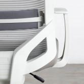 Ergonomischer und verstellbarer Bürostuhl Gaury, Miniaturansicht 7