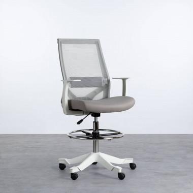 Ergonomischer und verstellbarer Bürostuhl Gaury