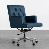 Verstellbarer Bürostuhl mit Räder Tykon, Miniaturansicht 2