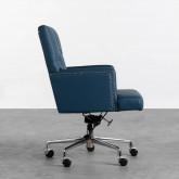 Verstellbarer Bürostuhl mit Räder Tykon, Miniaturansicht 3