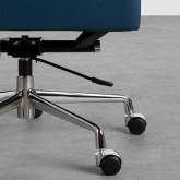 Verstellbarer Bürostuhl mit Räder Tykon, Miniaturansicht 6