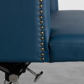 Verstellbarer Bürostuhl mit Räder Tykon, Miniaturansicht 7